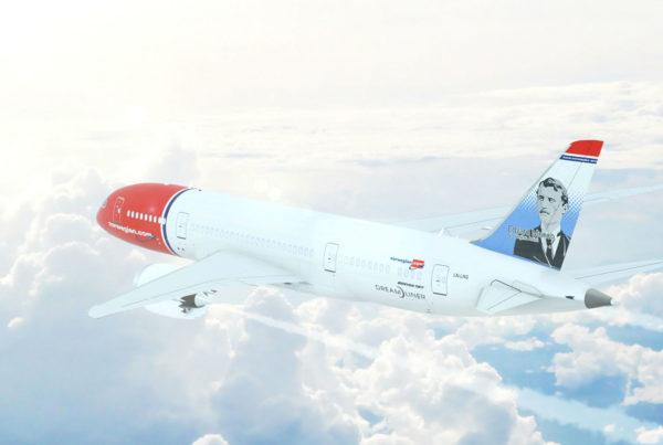 Norwegian Air Advert